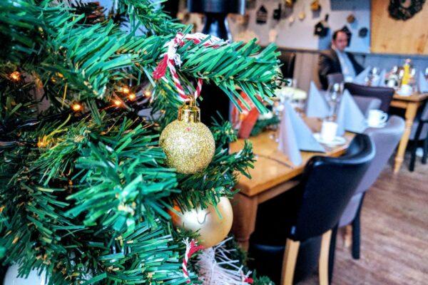 Restaurant Kerst - Kerstbrunch - Kerstdiner bij Restaurant Eetcafe Giethoorn