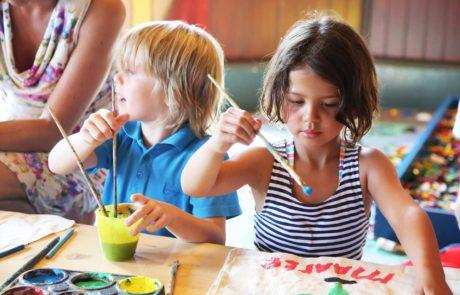 Kinderactiviteiten bij Restaurant Eetcafe Giethoorn
