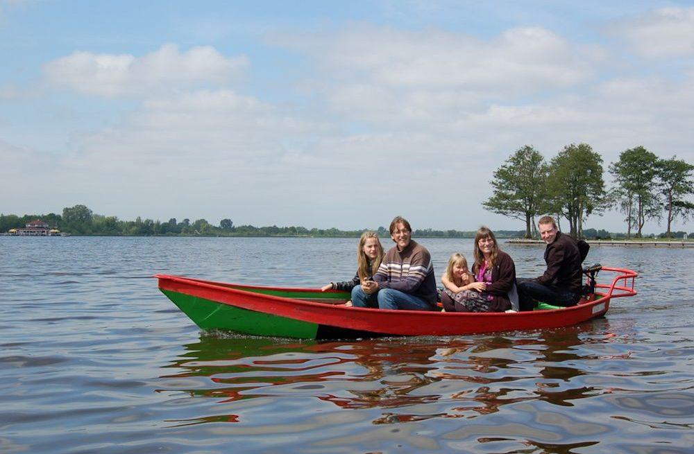 Fluisterboot Huren Giethoorn