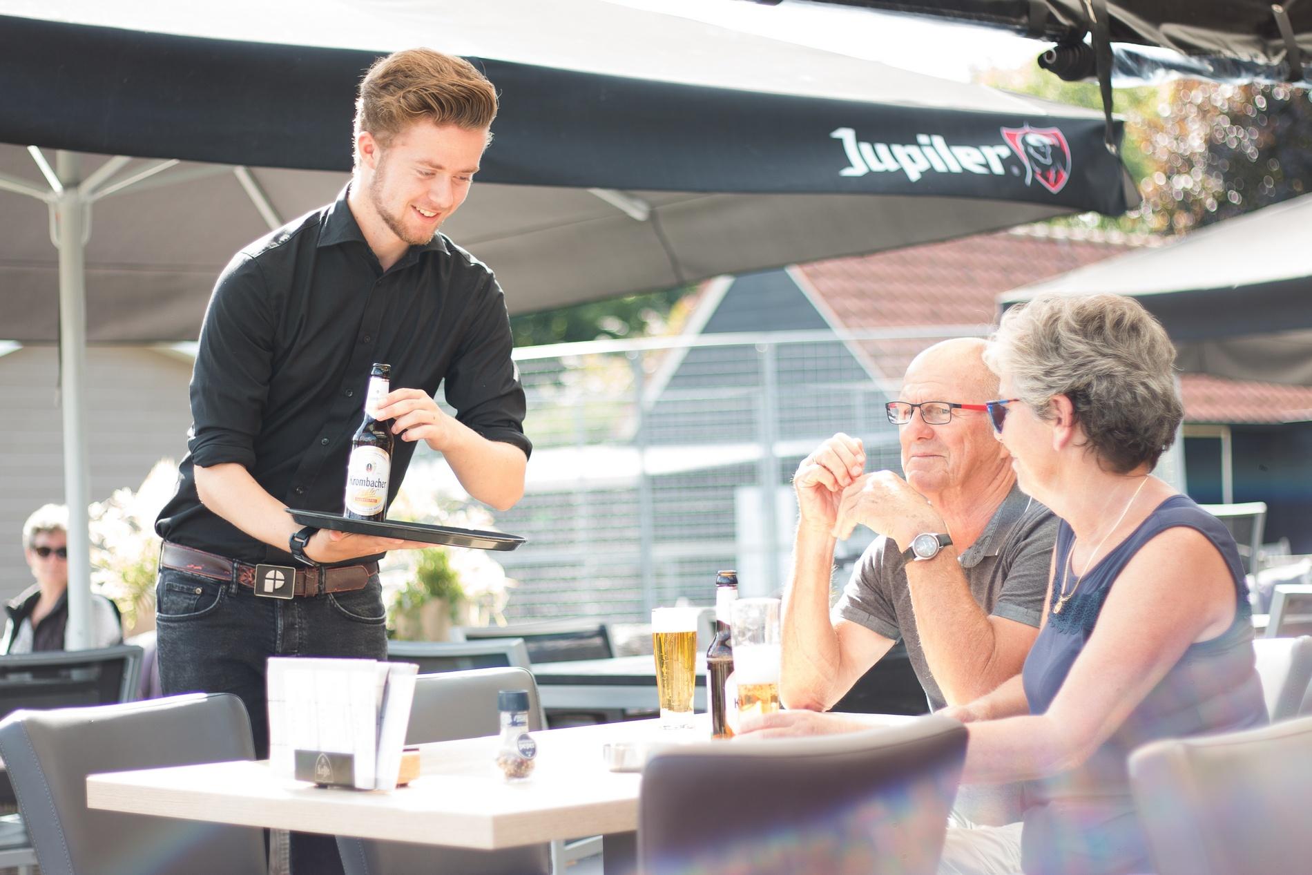 Restaurant Met Terras Giethoorn Eetcafe Giethoorn