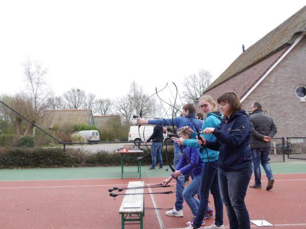 Arrow Battle Restaurant Binnenhof Paasloo
