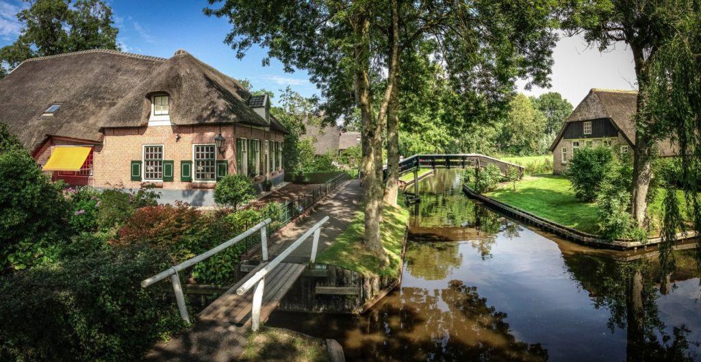 Dagje Uit Giethoorn Restaurant Eetcafe Giethoorn