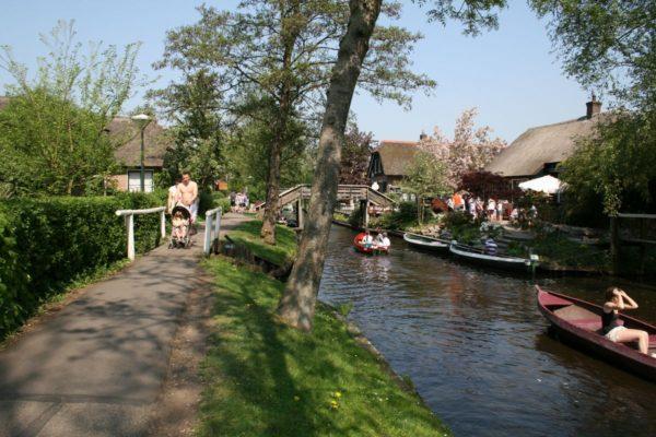 Vakantie Giethoorn Overijssel