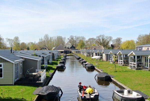 Vakantiepark Giethoorn - Bungalowpark aan het water