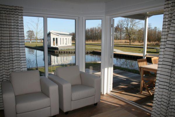 Groot vakantiehuis in Giethoorn voor 12 personen